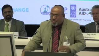 29 - Panel 2 Speaker 9 (EN) Successes in climate adaptation and mitigation in the Pacific region