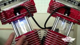 Pulstar Spark Plugs - Pulse Plugs Demonstration • Shop J&P Cycles