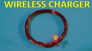 █ How to Make Wireless Charger at Home-Easy Way █