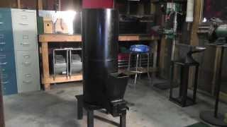 Rocket Stove's Measurements and Materials Explained