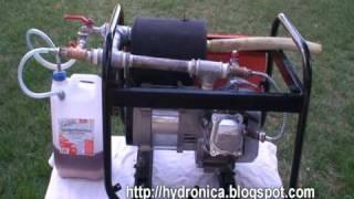 1# HHO- Geet Pantone Hybrid testing