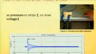 SURE2010: Energy Harvesting Using Piezo Electric Devices