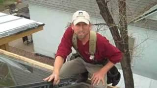Solar Water Heater Installation 1