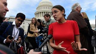 2020 Democrats voice support for Ocasio-Cortez's 'Green New Deal'