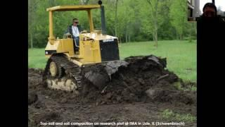 Soil Compaction and Urban Trees: Strategies for Gaining Ground