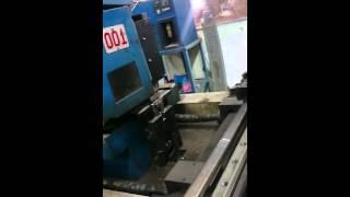 Header press machine 2 @ voss