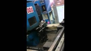 Header press machine 2 @ voss