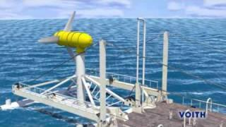 Ocean Energy - Tidal Current Turbine