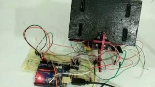 DIY- Solar Tracker.