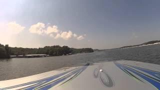 195 MPH Sterling Performance Engines 2013 Lake Ozark Shooutout