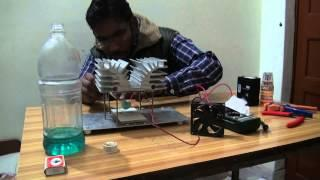 Seebeck Tutorials ( Thermoelectric Generator)