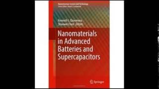 Download Nanomaterials in Advanced Batteries and Supercapacitors Nanostructure Science and Technolog