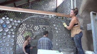 Australia's First Earthship - Part 2