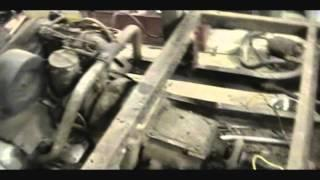 1961 Cushman Truckster EV Conversion  LiFeP04 Part 1 Teardown