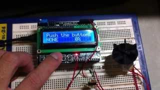 DC Motor Speed Control using PWM from Arduino