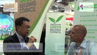 SEE Sustainable - interview with Green Building Council Singapore's President NG Eng Kiong.
