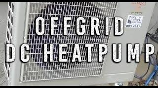 Off Grid DC Heat Pump