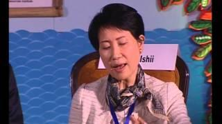 Climate Change Adaptation and Mitigation- Keynote Address by Dr Naoko Ishii- Dr Naoko Ishii