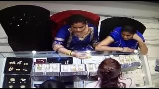 Jewel thief women.CCTV...
