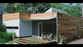 Live Mortgage Free - Shipping Container Homes