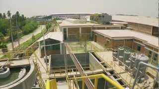 Sustinable Denim factory, LEED PLATINUM awarded by United States green building Council.