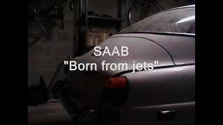 SAAB 96-V intro ... electric car conversion EV