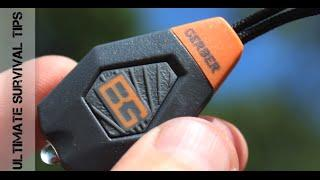 NEW - Gerber Bear Grylls Micro Torch - Best Small LED Survival Flashlight?