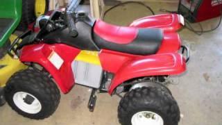 Kazuma 4 Wheeler EV Conversion
