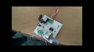 PWM control de velocidad con ne555
