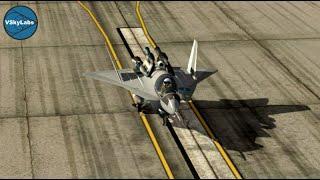 VSKYLABS Pulse Jet concept aircraft for X-Plane 10