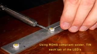 How to Build your own LED lighting DIY.avi