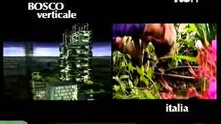 Crean en Italia bosque vertical