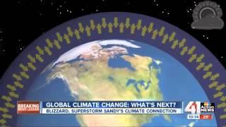 Climatecaster Gary Lezak on Global Warming and Extreme Weather