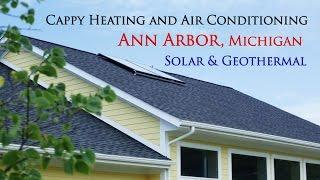 Touchstone Ann Arbor MI - Geothermal, Solar Heating, HVAC Installation
