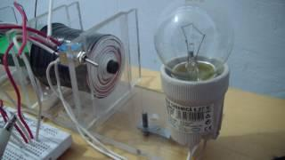Free Energy Device - Bedini, Newman, Konehead generator part 1