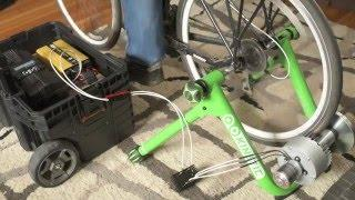 Making Electricity - Bicycle Generator - Part 4