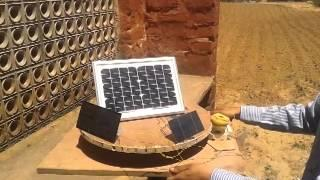 Engineered Simplicity: Self-Powered Solar Tracker (Cost effective and heavy payload capacity)