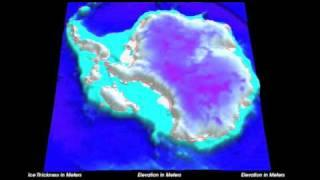 Study: Antarctic Ice Collapse a Slow-Motion Affair