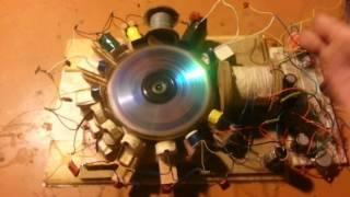 Moj Bedini motor generator
