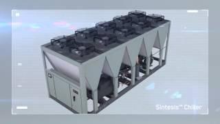 Trane® Sintesis™ Air Cooled Chiller