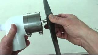 Mini Wind Turbine G2