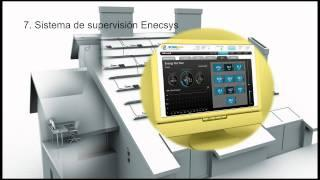 Enecsys Micro Inverters Installation Video (Spanish)