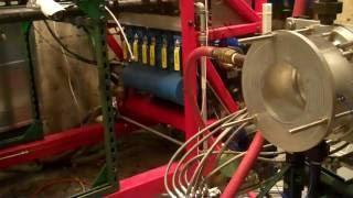TOXIC Rotating detonation combustor