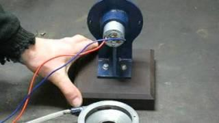 Compressed air turbo generator