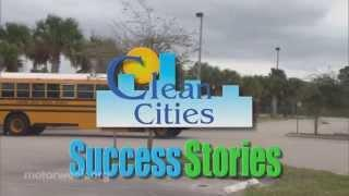 Clean Cities: Propane Buses Vero Beach, Florida