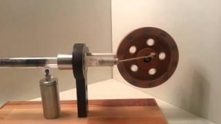 Lamina Flow Stirling engine, Thermoakkustik, Motor , Thermoacoustic, Heissluftmotor