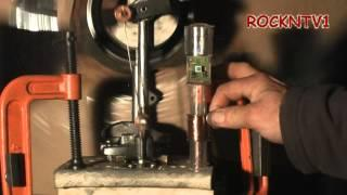 Stirling engine with FARADAY GENERATOR