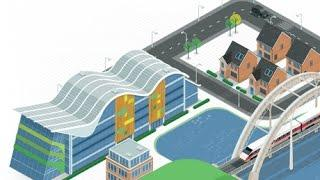 Green Building Construction- Woofatech Solution India