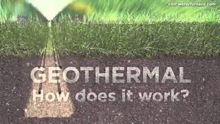 Geothermal Heating Explained