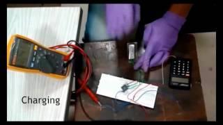 Piezoelectric Nanogenerator